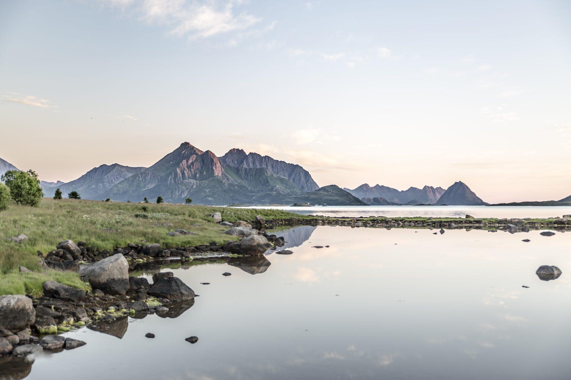 Vesteralen, Norwegen