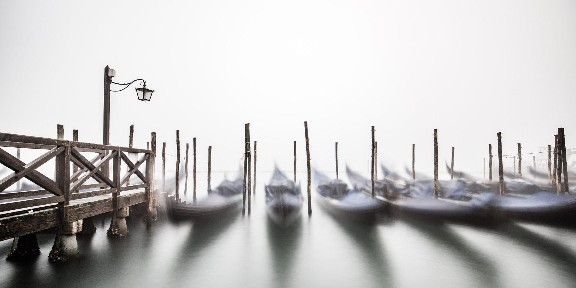 Venedig im Nebel